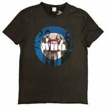 Who Target Group Amplified Unisex Official Tee Shirt Brand New Various Sizes