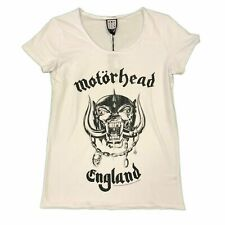 Motorhead England Amplified Ladies Official T Shirt Brand New Various Sizes