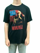 Billy Idol Rebel Yell Amplified Unisex Official Tee Shirt Brand New Various Size