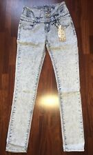 jeans slim taille haute 4 boutons NEUF taille 40/42