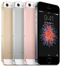 Apple iPhone SE 16/32GB Grey Pink Gold Silver Smartphone Factory Unlocked