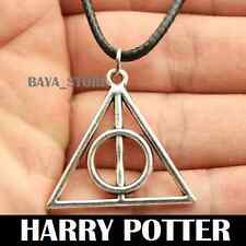 COLLANA HARRY POTTER I DONI DELLA MORTE TRIANGOLO DEATHLY HALLOWS NECKLACE