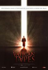 MANIFESTO POSTER ORIGINALE CINEMA - FILM RELIGIOSI - THE VATICAN TAPES  - 70x100