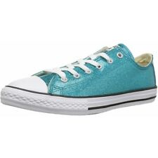 Converse Chuck Taylor All Star Glitter Ox Sarcelle Rapide Synthétique Jeunesse