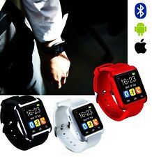 Bluetooth Smart Watch Phone Mate Camera  For Android IOS Phones Wrist Watch U80