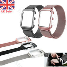 Milanese Apple Watch Band Wrist Strap Magnetic Loop Stainless Steel For Watch UK