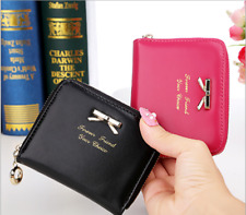 Women Girls Coin Purse Small Clutch Wallet Lady Key Card Holder Mini Pouch Bag