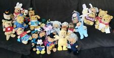 "Variety Disney Winnie the Pooh 8"" Beanie Plushes -Select Animal- Holiday- Theme"