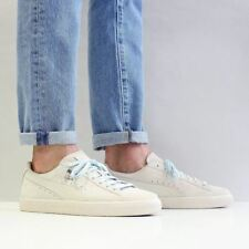 Puma Men's New Clyde Venice Suede Shoes Moonbeam Off White Oatmeal