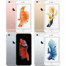 Apple iPhone 6S 16 Rose Gold,Grey Factory Unlocked Sim Free Excellent Phone