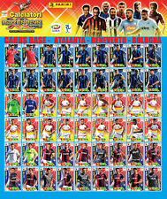 CALCIATORI ADRENALYN XL PANINI  2017 2018 - CARD BASE ATALANTA BENEVENTO BOLOGNA