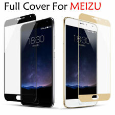 Full Cover Tempered Glass Protector for MEIZU M3S Mini M5S M5 Note M5C MX6 M6