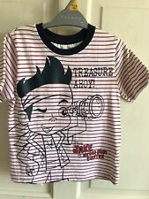 BNWOT Disney - Jake & The Neverland Pirates T-Shirt. Boys. 18 Months - 3 Years
