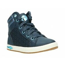 Skechers Shoutouts Shimmer Shouts Scarpa Mid Lucchetto Cuore Navy Junior 84342L/