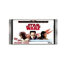 TOPPS STAR WARS THE LAST Jedi Cartas Coleccionables for Starter Paquete Recogida