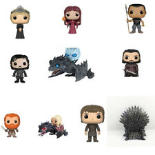 Funko Pop! Game Of Thrones Jon Snow Daenerys Targaryen Drogon HIERRO
