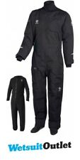 2018 Crewsaver Junior Atacama Pro Drysuit INCLUDING UNDERSUIT BLACK 6556J