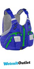 2018 Palm Kaikoura Buoyancy Aid Touring PFD Blue 11730