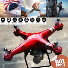 Wide Angle Lens HD Camera Quadcopter RC Drone 2.4GHz WiFi FPV Helicopter Hover