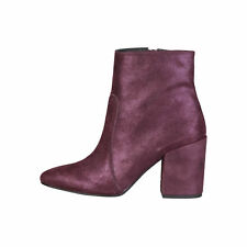 Bottines Fontana 2.0 NADIA_PRUGNA Rouge Femme   Automne/Hiver Chaussures