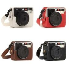 MegaGear Leather Camera Case Protective Cover for Leica Sofort Instant‹