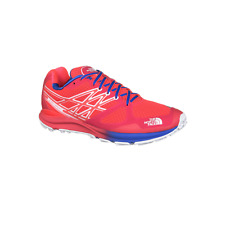 Baskets The North Face Ultra Cardiac Red Blue Quartz