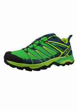 Salomon Schuhe X Ultra 3 GTX Laufschuhe 368669 Reflecting Green Lime Gr. 41 - 46