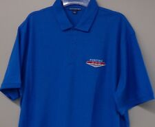 Pontiac GTO Embroidered Mens Polo XS-6XL, LT-4XLT Muscle Car Goat The Judge New
