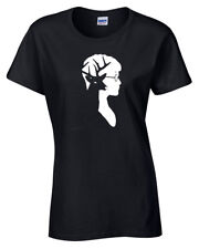 Potter Stag Silhouette T-Shirt inspired gift harry womens ladies patronus