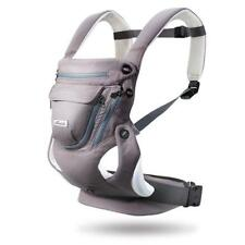 SUNVENO Ergonomic Baby Carrier Breathable Front Facing Infant Baby Sling Back...