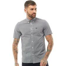 Fred Perry Mens Gingham Shirt Olympian S,M