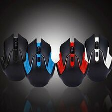 2.4GHz Wireless Gaming Mouse Game Mice USB Receiver for Computer PC Laptop ES