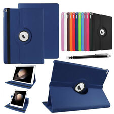 360° Rotating Smart PU Leather Case Flip Stand Cover For Apple iPad mini 2 3 &4