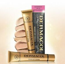 Dermacol High Cover Makeup Foundation Waterproof SPF-30  - NEW