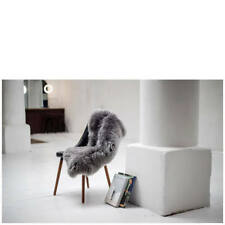 Heavenly Sheepskin Rug Genuine Sheep Deep Pile Blanket Chair Cover Sleek Decor