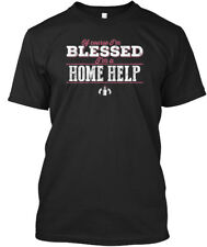 Home Help Of Course Im Blessed! T-shirt Élégant (S-5XL)