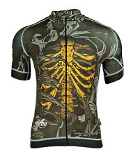 MIMO DESIGN DARK CHEST Men's Cycling Jersey Bike Top Bicycle Shirt