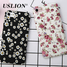 Mobile Cover Luxury Floral Flower Paint Phone Case For iPhone 6 6s 7 8 Plus Sale