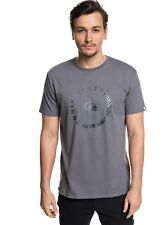 Quiksilver Slab Session T-Shirt - Quiet Shade - Mens T-Shirts