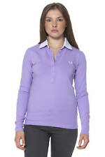 Donna polo maniche lunghe fred perry
