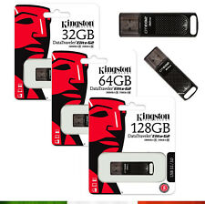 PENDRIVE USB 3.0 KINGSTON MEMORIA USB 16 GB 32 GB 64 GB 128 GB MEMORIA ÉLITE G2