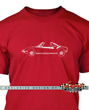 Matra 530 Sports Car M530 T-Shirt for Men - Multiple Colors & Sizes - French car
