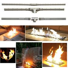 EasyFirePits Lifetime 316 Stainless Gas 3pc TB-Burners for Fire Pit/ Fire Tables