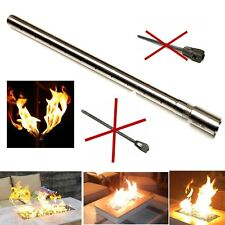 EasyFirePits Fireplace Log Lighter Replacements Lifetime Warranted 316 Stainless
