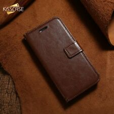 Flip Phone Case For iPhone 6 6S 7 8 Plus Cover Leather Wallet Phone Bag Covers
