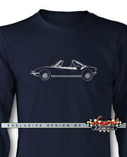 Matra 530 Sports Car M530 Long Sleeves T-Shirt - Multiple Colors & Sizes French