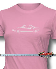 Matra 530 Sports M530 T-Shirt for Women - Multiple Colors and Sizes - French Car