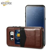 Leather Flip Case Magnetic Holder Cover For Samsung S7 Edge Pouch Wallet Sale