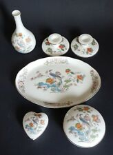 "Selection of Wedgwood Fine Bone China Pieces ""Kutani Crane"" - Choice of 5 items"