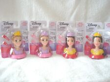 Disney Mini Styling Head Rapunzel Or Belle With Tiara Age 3+ NEW